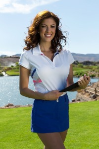 Natalie golf cover photo